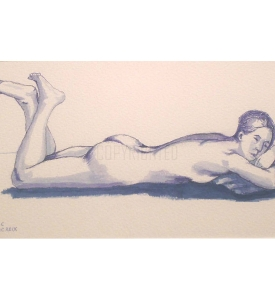 Figure Study No. Four