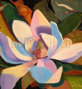 Magnolia Unfurled
